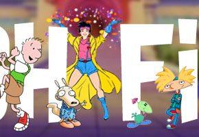 Best 90s Kids' Cartoons