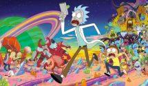 Rick & Morty Season 3