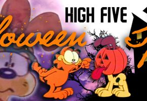 High Five Halloween Special Special