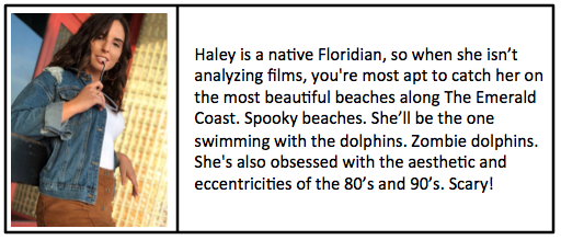 Haley Williamson Bio