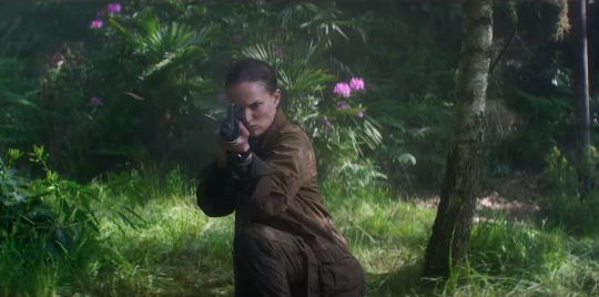 Annihilation 2018 Horror Movie