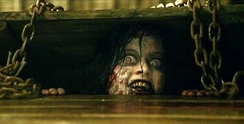 Evil Dead - Horror Movie Remakes