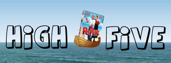 Popeye Movie