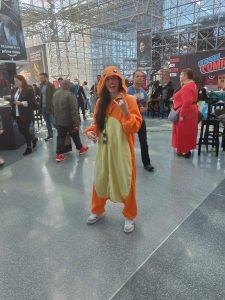 Haley at NYCC 19