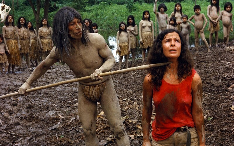 cannibal holocaust 80s horror movies