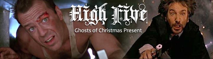 Christmas Disaster Movies